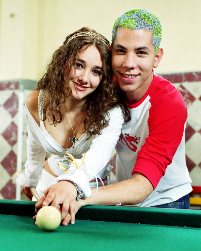 Sherlyn e Cristian Chavez
