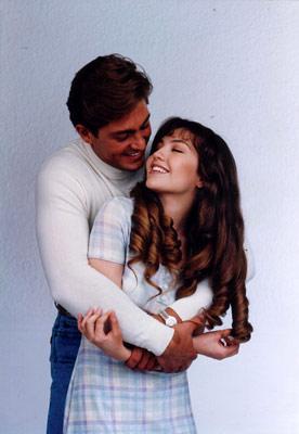 Thalia and Fernando Colunga