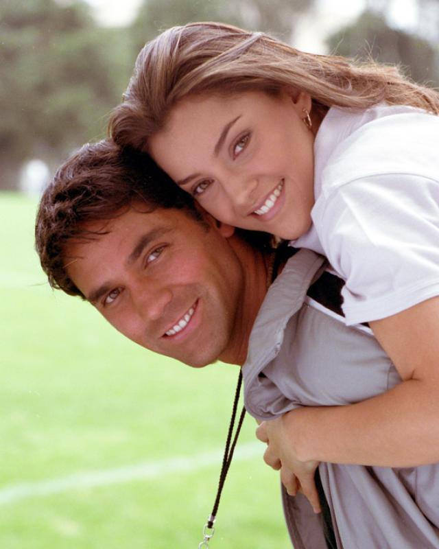 Valentino Lanús e Sara Maldonado