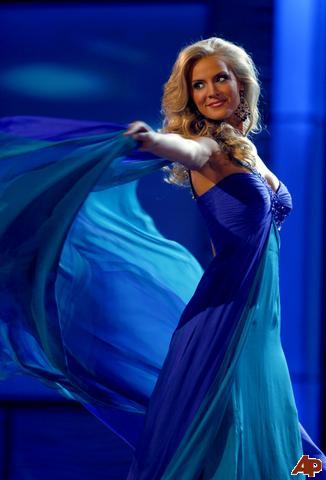 США, Кристен Далтон, Мисс Вселенная 2009