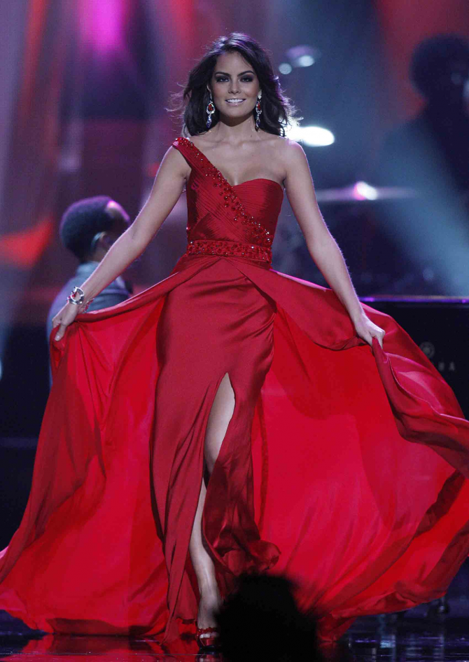 МЕКСИКА, Симена Наваррете, Мисс Вселенная 2010