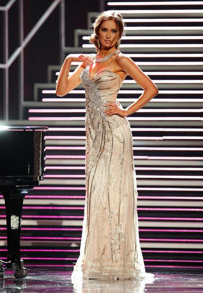 ИРЛАНДИЯ, Роззана Перселл, Мисс Вселенная 2010