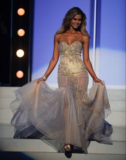 АВСТРАЛИЯ, Шерри-Ли Биггс, Мисс Вселенная 2011