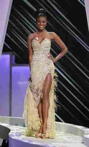 ANGOLA, Leila Lopez, Miss Universe 2011