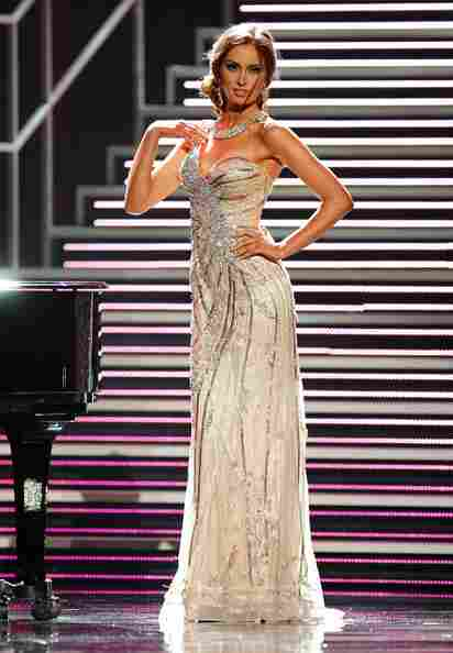 IRELAND, Rozzana Purcell, Miss Universe 2010