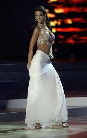 MEXICO, Eliza Najera, My Universe 2008