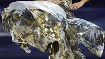 Os melhores vestidos de noite Miss Universe de vestido de 2000 a 2009