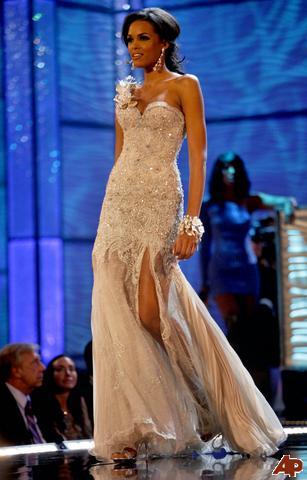 REP. DOMINICAN, Ada Aimee De la Cruz, Miss universe 2009