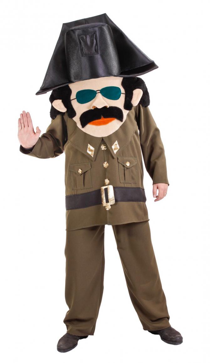Fato da Guarda Civil de Cabezón