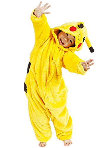 Fato de Pikachu