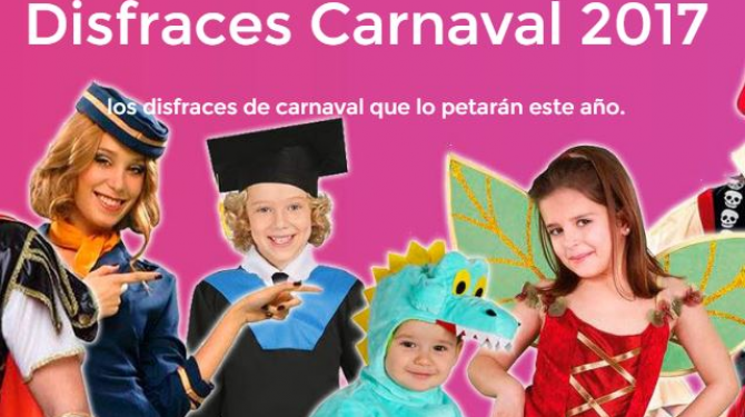 Original costumes 2018: 11 ideas to be the most original carnival