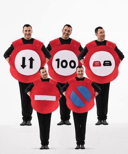 Traffic Sign Costume