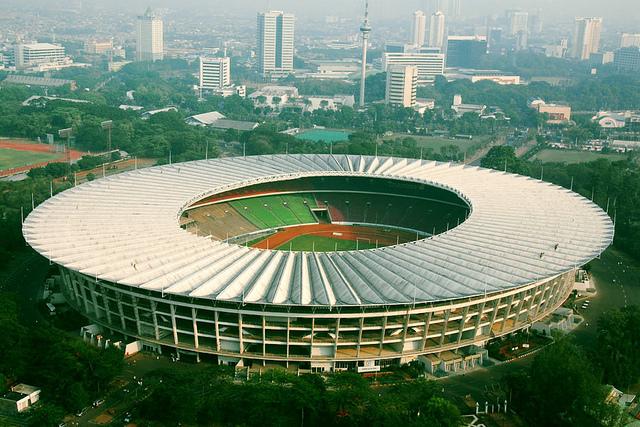 Die größten Fußballstadien der Welt