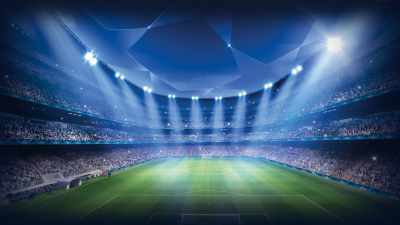 De största fotbollsarenorna i världen