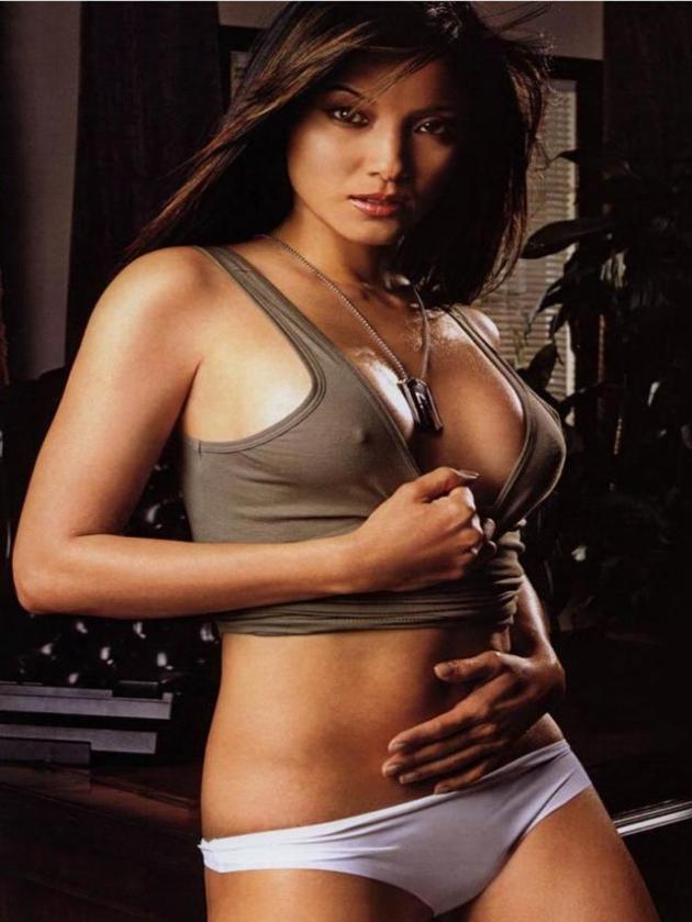 Kelly Hu (*Hawai)