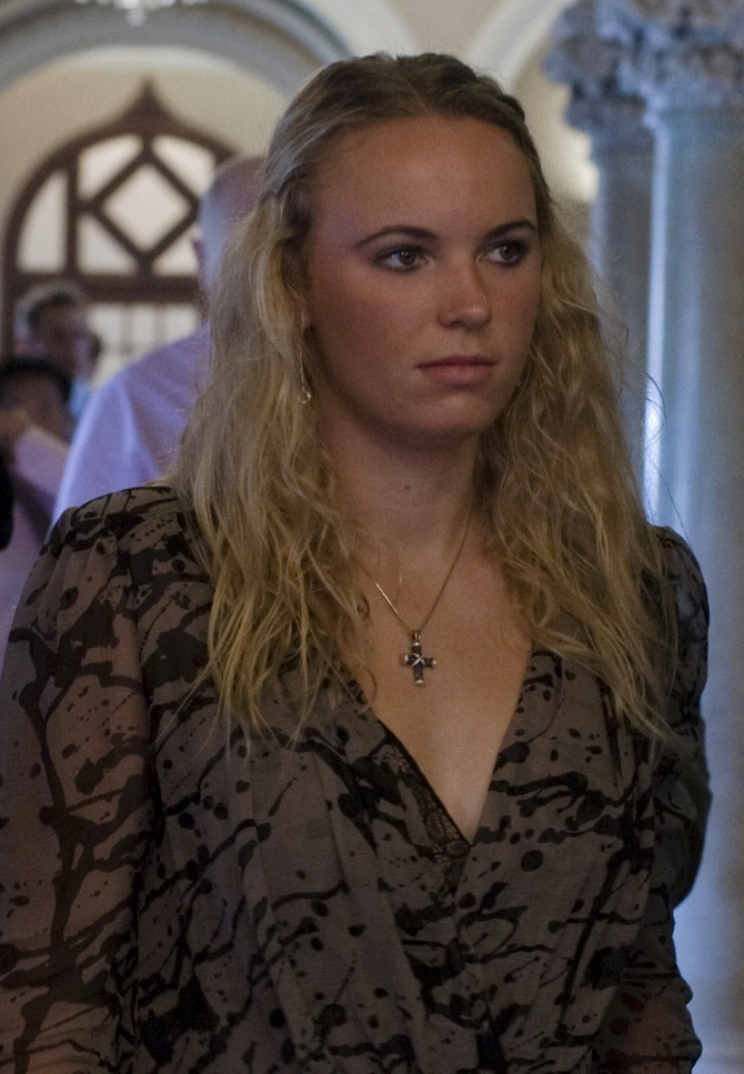 Caroline Wozniacki (Dinamarca)
