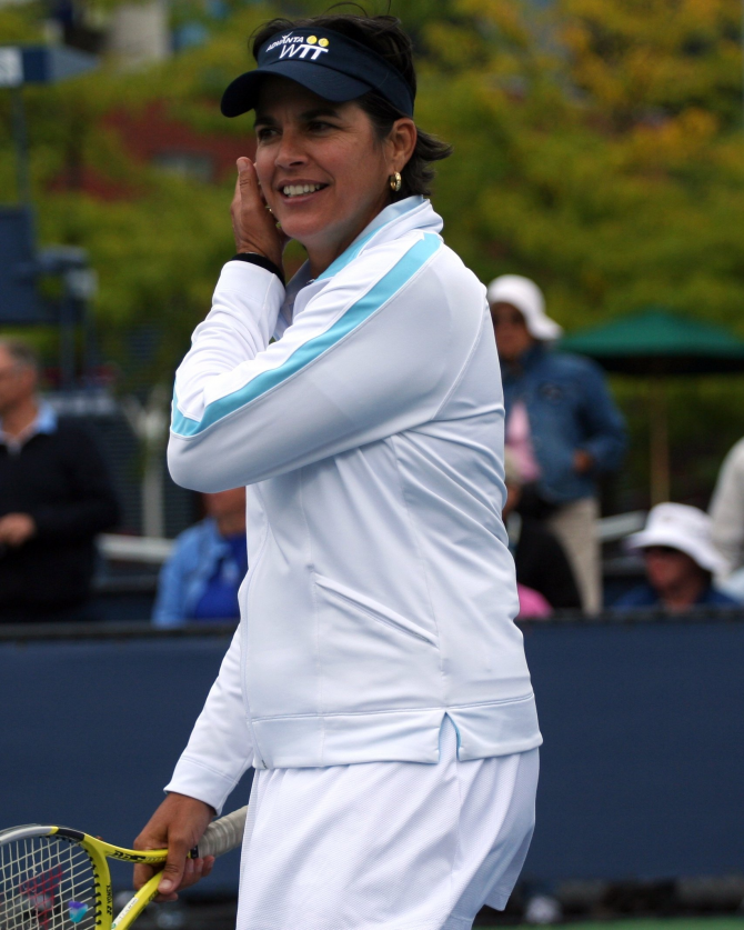 Gigi Fernández (Porto Rico)