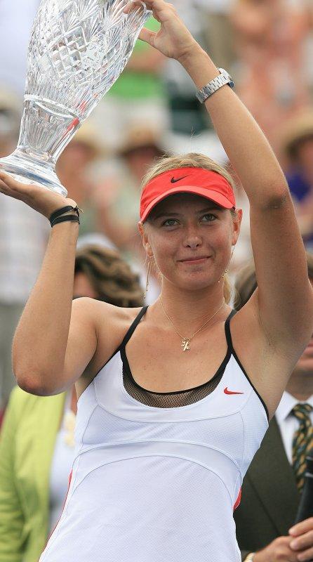 Maria Sharapova (Rússia)