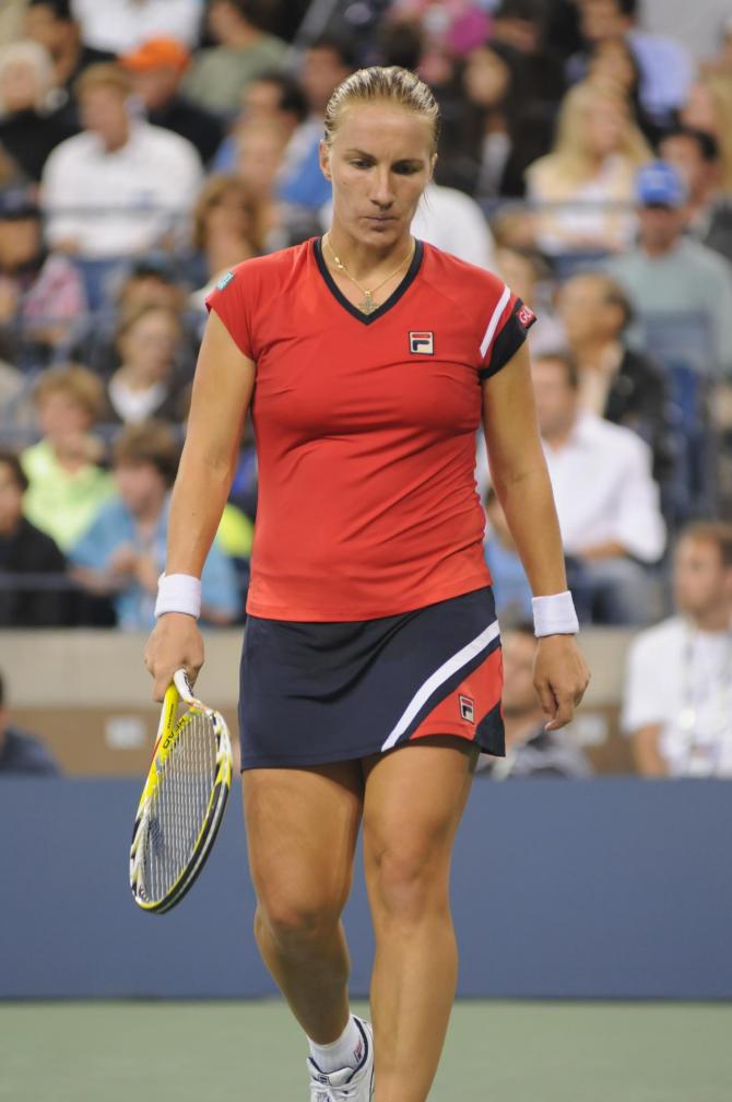 Svetlana Kuznetsova (Rússia)
