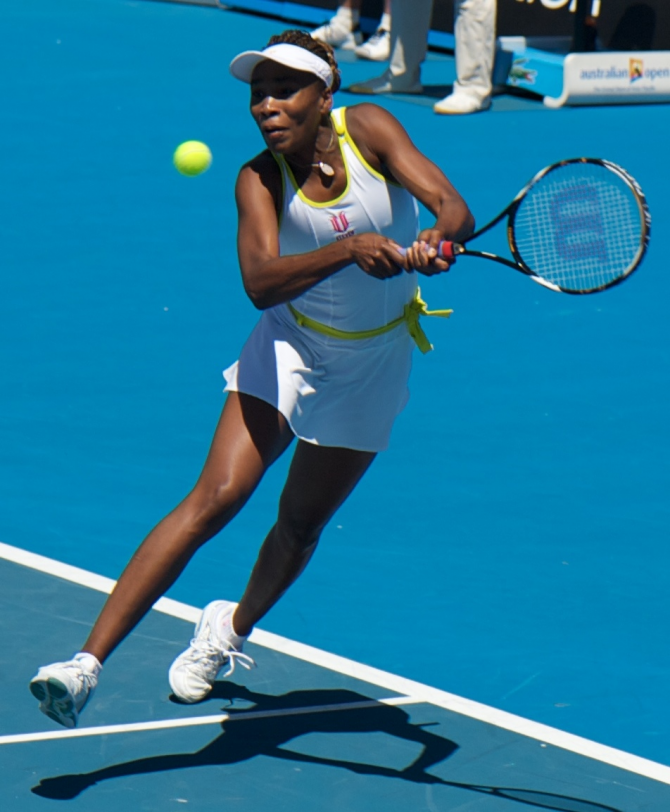 Venus Williams (EUA)