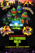 Las tortugas ninja II: El secreto de los mocos verdes