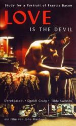 Love is the Devil - Studie für ein Portrait von Francis Bacon