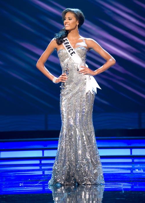 Chloe Mortaud - Miss France 2009