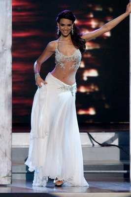 Elisa Nájera - Miss Mexico 2008