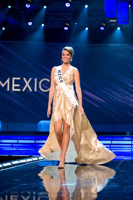 Karla Carrillo González - Miss Mexico 2009