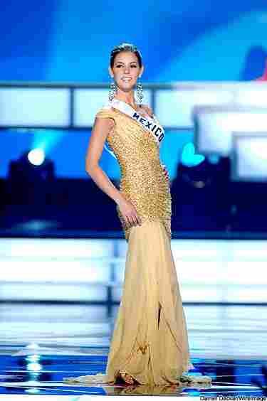 Laura Elizondo - Miss Mexico 2005