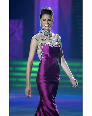 Marelisa Gibson - Miss Universe 2010