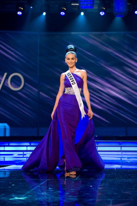 Marigona Dragusha - Miss Kosovo 2009