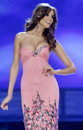 Mayra Matos - Miss Puerto Rico 2009