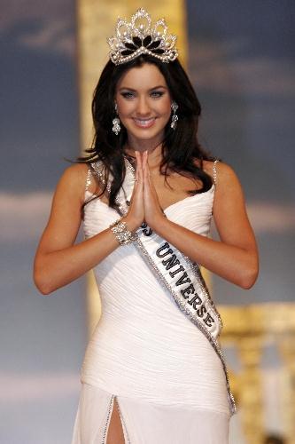 Natalie Glebova - Miss Universe 2005