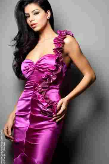 Rhyme Fakih - Miss USA 2010