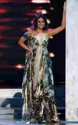 Taliana Varga - Miss Colombia 2008
