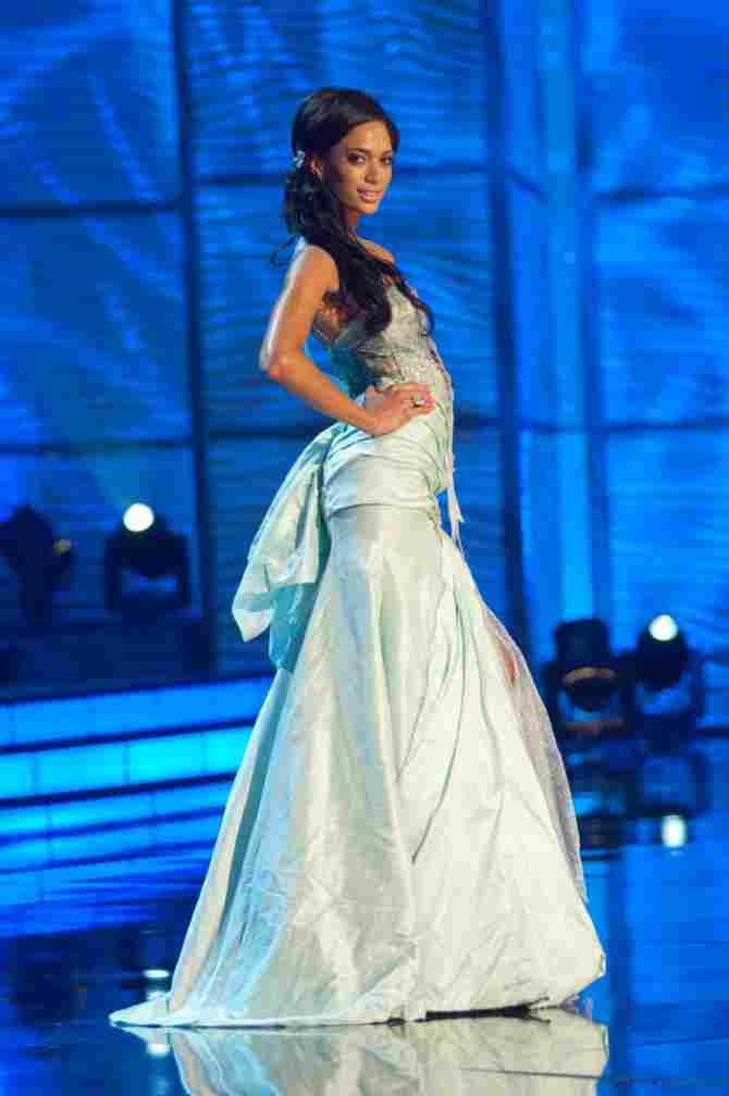 Tatum Keshwar - Miss South Africa 2009