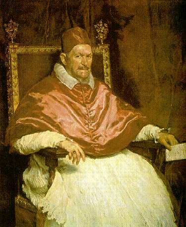 Папа Иннокентий Икс