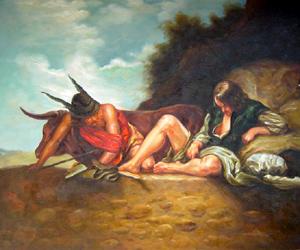 Меркурий и Аргос