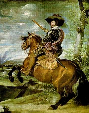Граф Герцог де Оливарес