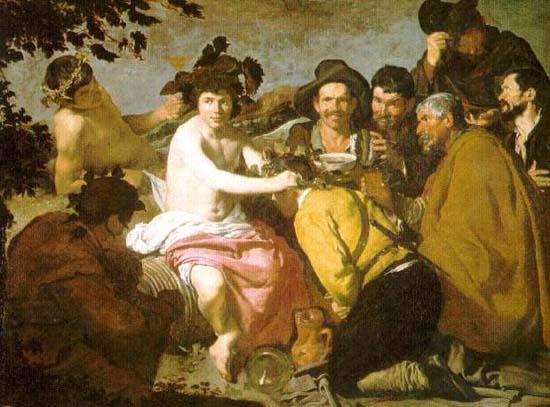 Триумф Бахуса (Пьяные)