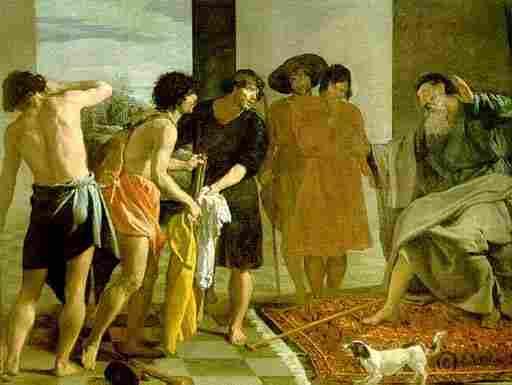 Joseph's robe