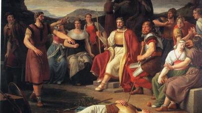 Самые известные боги скандинавской мифологии