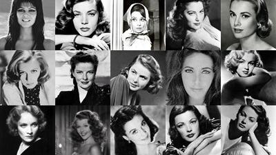 Лучшие актрисы золотого века