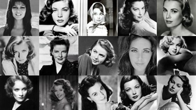 As melhores atrizes da idade de ouro