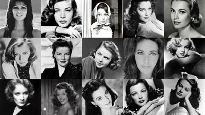 Die besten Schauspielerinnen des goldenen Zeitalters