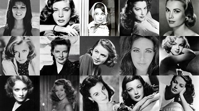 The best actresses of the golden age