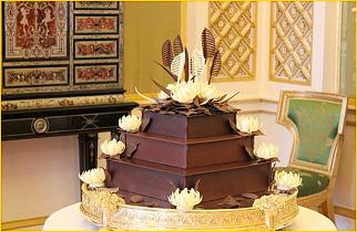 Другой торт Уильяма и Кейт Мидлтон (жениха)