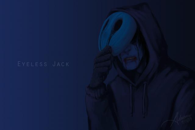 Jack sem olhos