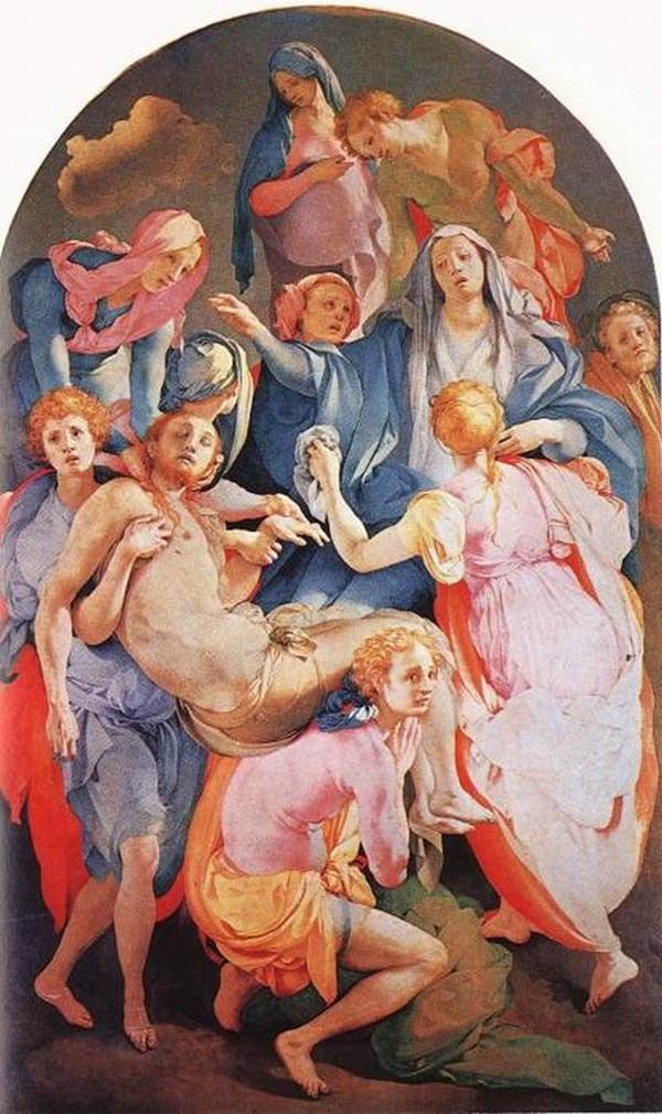 Снятие с креста (Понтормо)